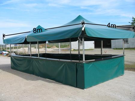 Bache cr ation vente en ligne de stand buvette complet - Site pour vendre des objets d occasion ...