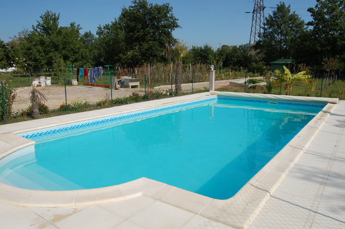 B che de piscine barres s curit csp1350 for Bache piscine securite