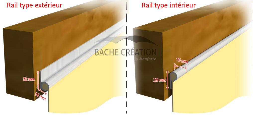 Bache Creation Vente En Ligne De Bache De Terrasse Sur Mesure Type
