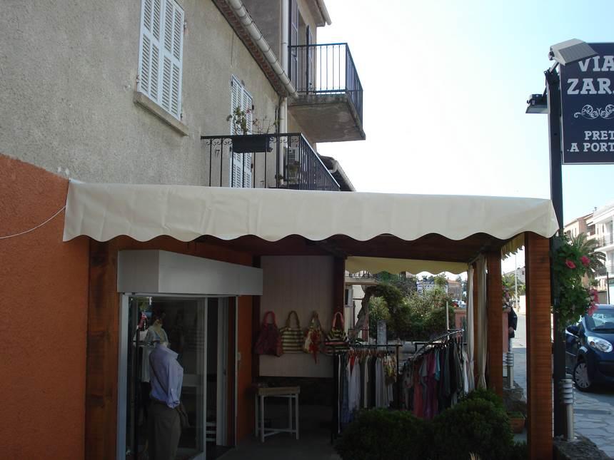Bache cr ation vente en ligne de bache pour toit de terrasse - Bache coupe vent pour terrasse ...